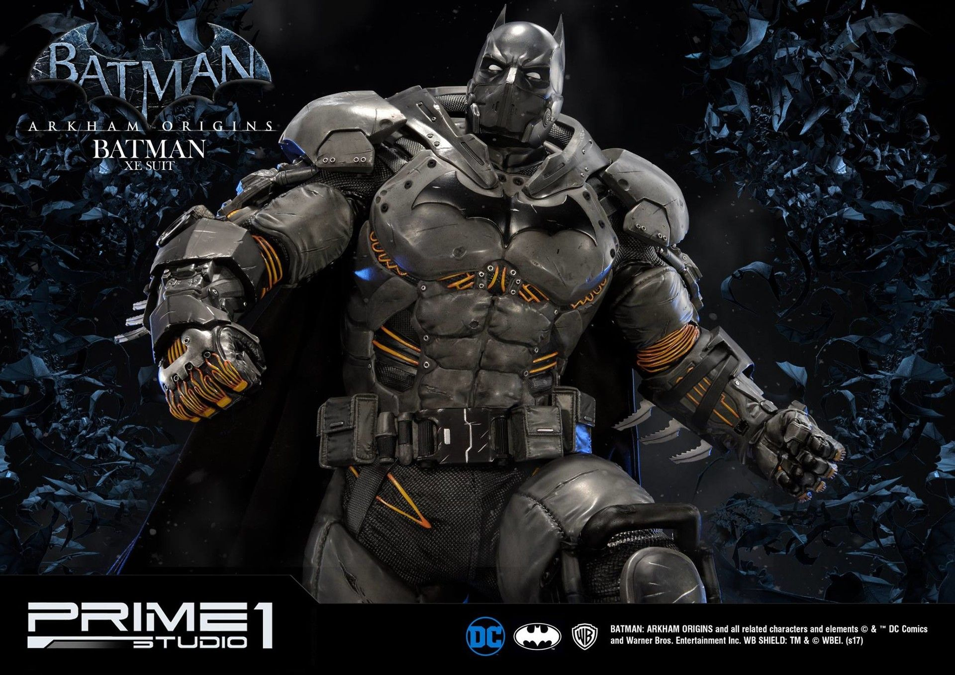Batman XE Suit | DC | Batman arkham origins, Batman arkham