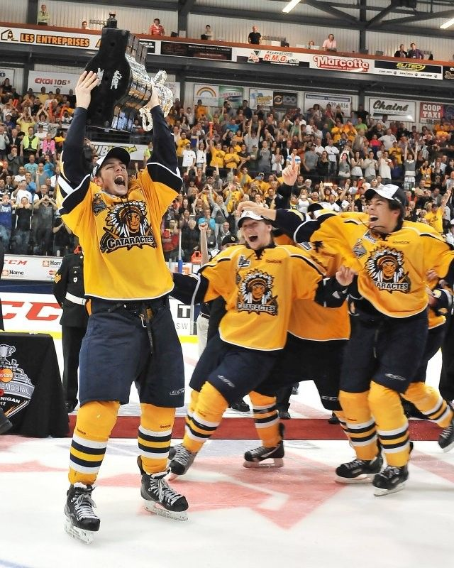 7e251f4a2 The MasterCard Memorial Cup is the Canadian Hockey League championship and  features the top team from