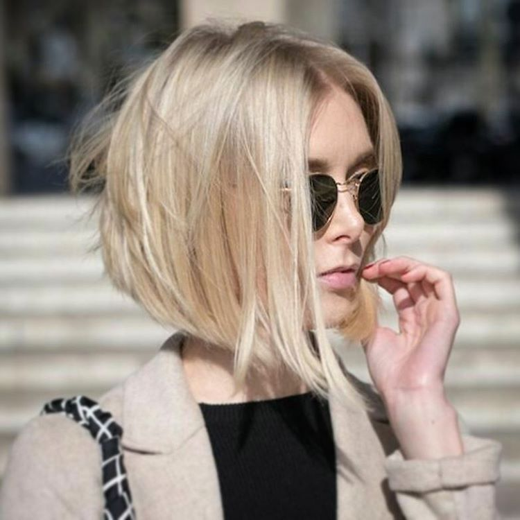 10 Layered Bob Hairstyles - Look Fab in New Blonde