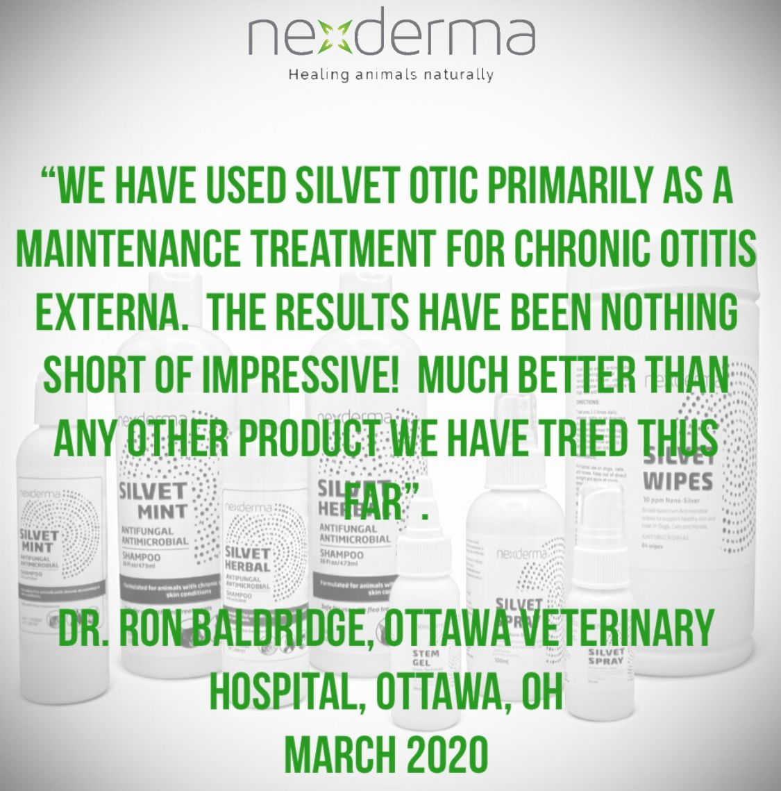 Thank You So Much Dr Baldridge And Ottawa Veterinary