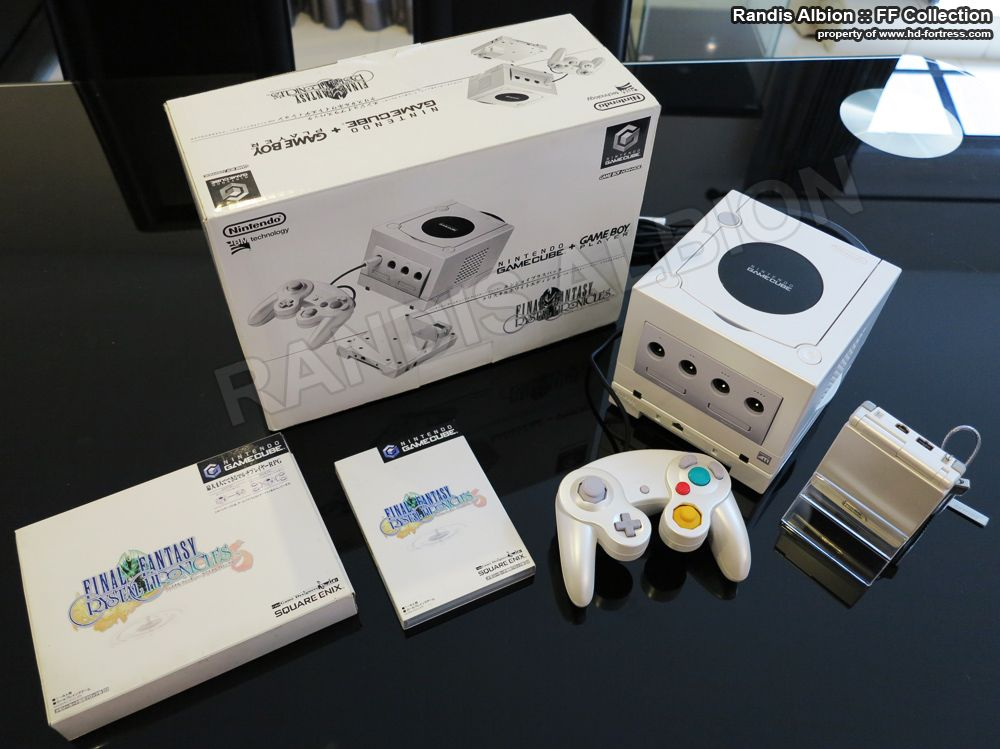 Rare Pearl White Gamecube Released In The Uk And Japan Gamecube