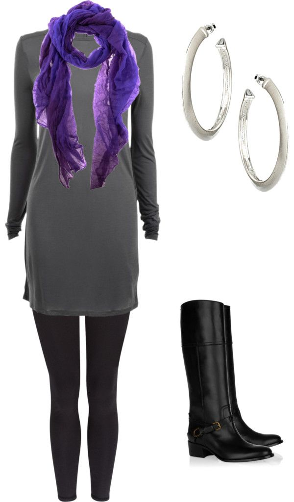 """""""Comfortable but Cute"""" by dawnhiggs on Polyvore"""