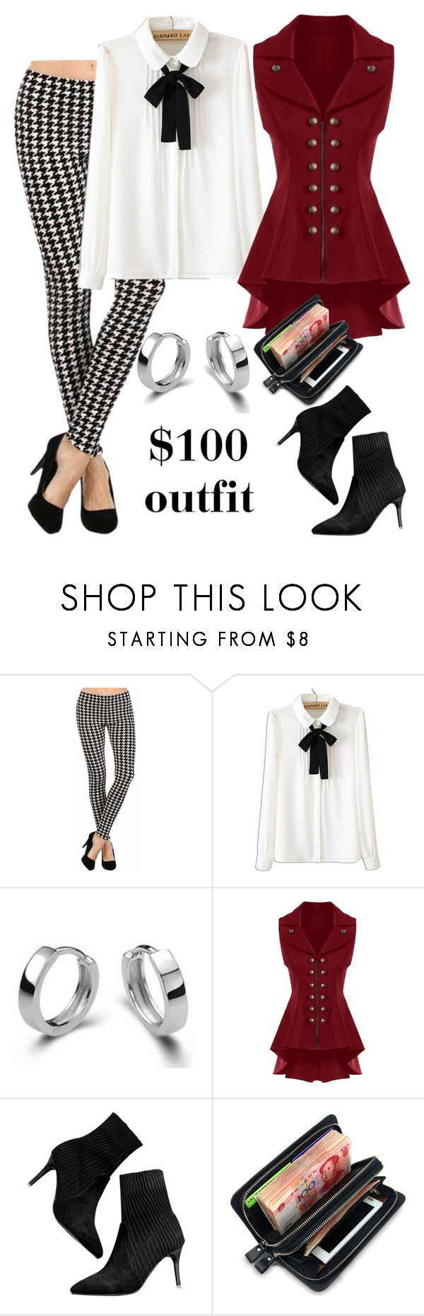 """""""Frugal Fashionista"""" by dundiddit ❤ liked on Polyvore featuring WithChic"""