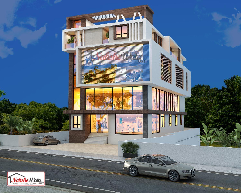 Commercial Building Elevation Building Front Designs Front Building Design Commercial Building Plans