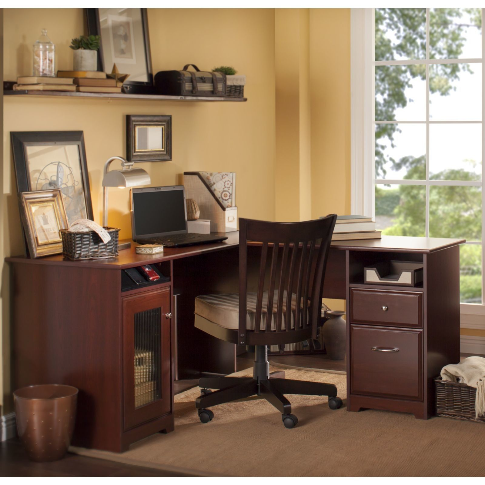 hutch desk most unit white splendiferous ingenuity l work pc storage corner with