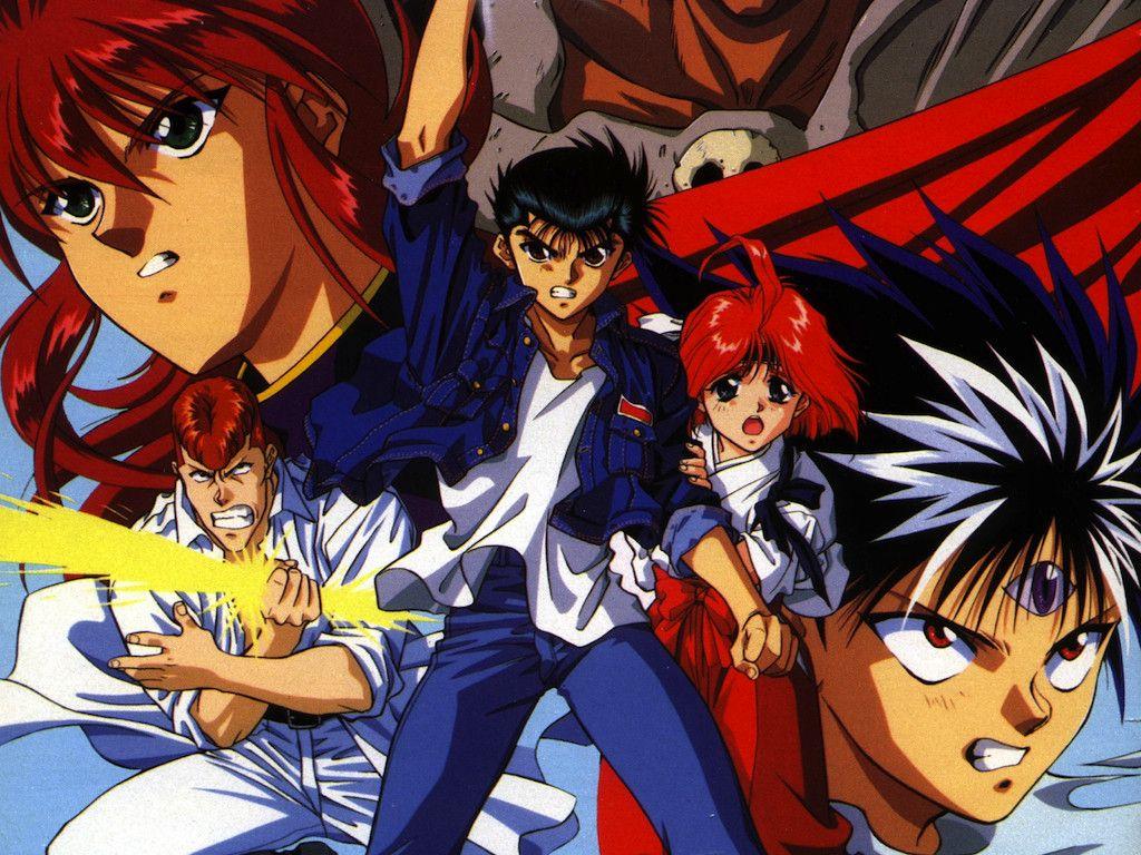 Yu Yu Hakusho Wallpaper With Hd Quality Anime Good Anime Series