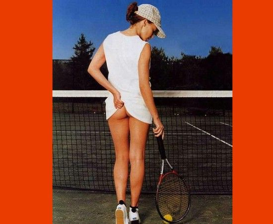 Kylie minogue tennis girl not