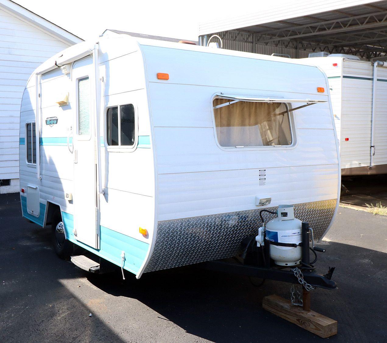 2015 Retro 155xl Montgomery Al Rvtrader Com Rvs For Sale Recreational Vehicles Rv Trader