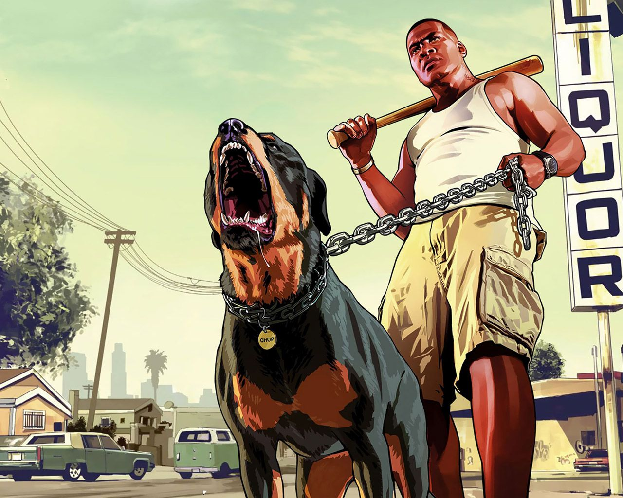 Grand Theft Auto V Wallpaper in 1280x1024 Grand theft