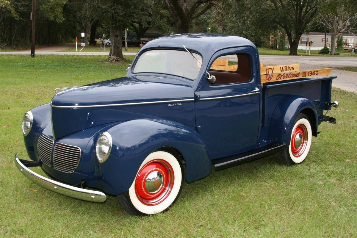 1940 Willys Overland Pickup For Sale 1796006 Camionetas Autos Automoviles