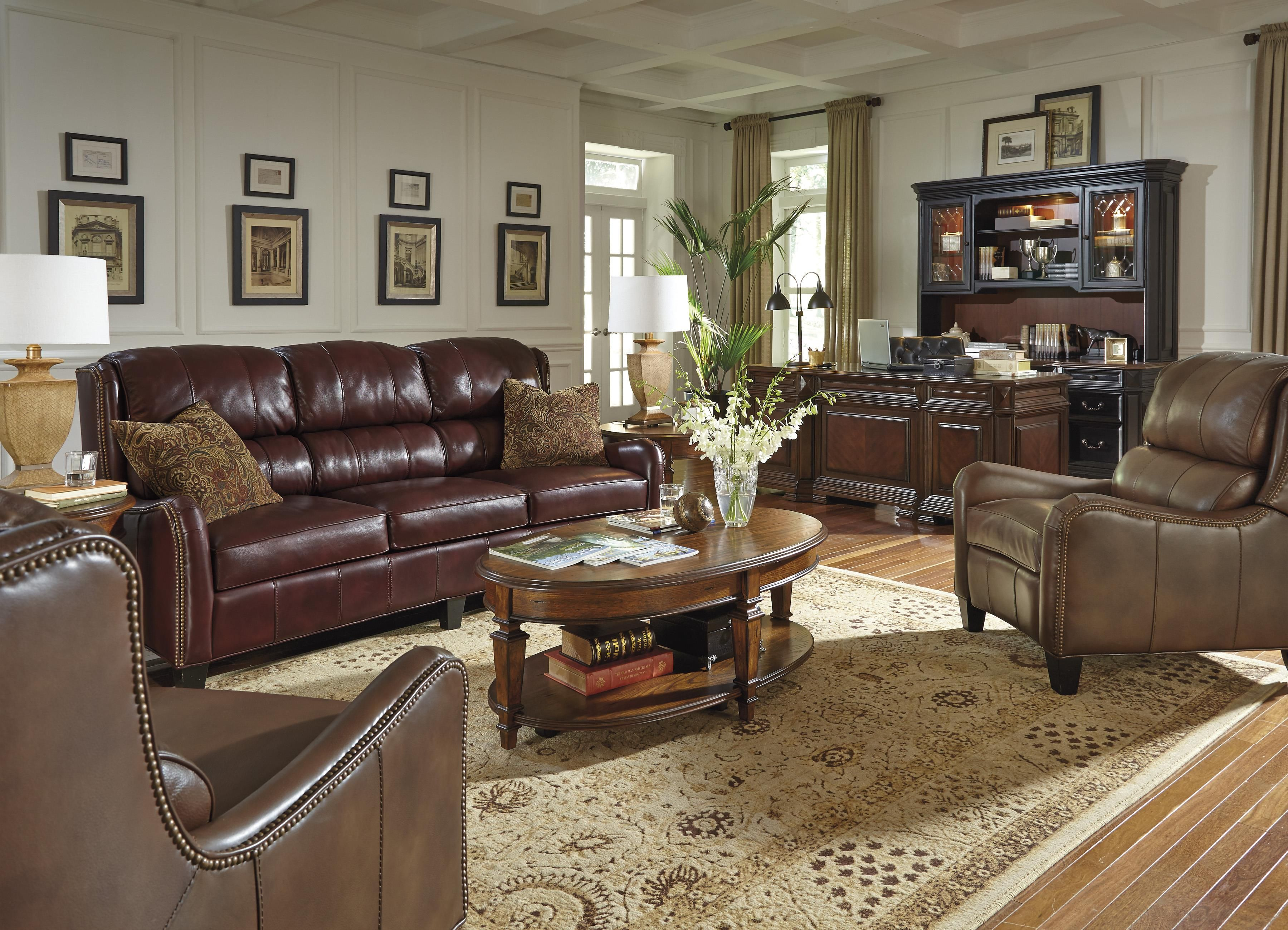 Latitudes Lukas Stationary Living Room Group By Flexsteel At Boulevard Home Furnishings Traditional Furniture Design Furniture Living Room Sets