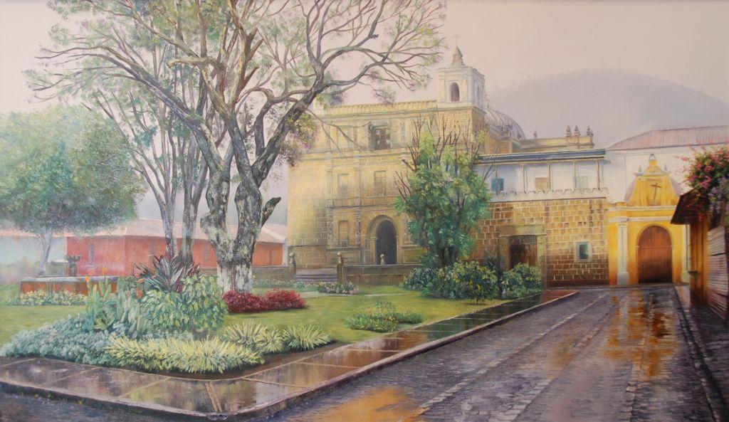 Escuela de Cristo Antigua Guatemala jorge armando morales gramajo ...