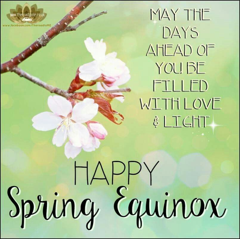 Spring Is Here... Free Spring Equinox eCards, Greeting ...