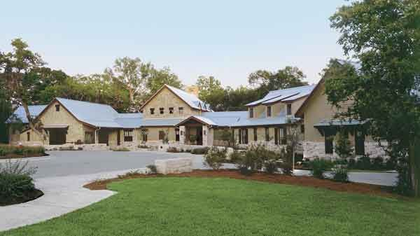 Cedar Creek Insite Architecture Inc Southern Living House