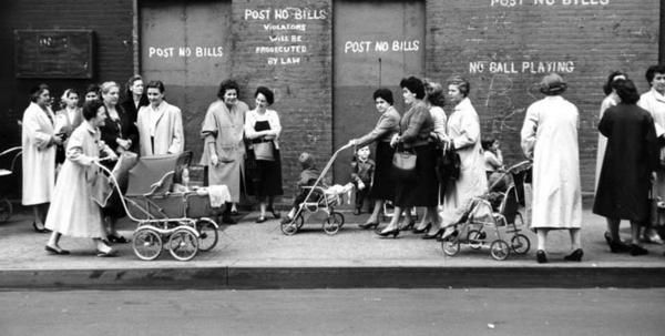 ESSERE STATA [Ken Heyman fotografo] feat. Margaret Mead [antropologa] https://www.