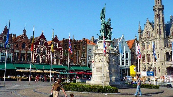 Grote Markt    #europa #europe #belgica #belgique #brugge #brujas #grotemarkt