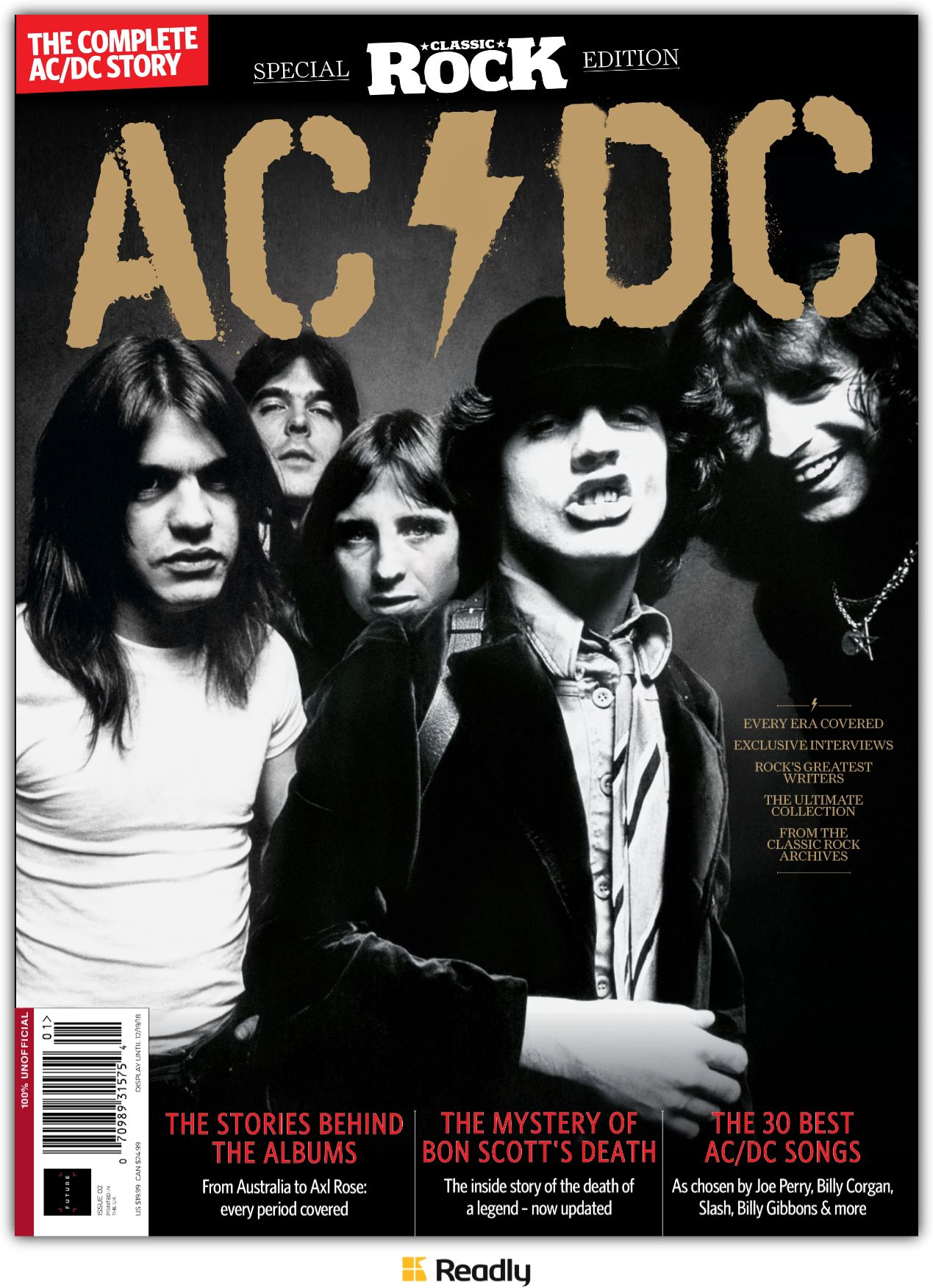 Suggestion About Classic Rock Special Acdc Page 1