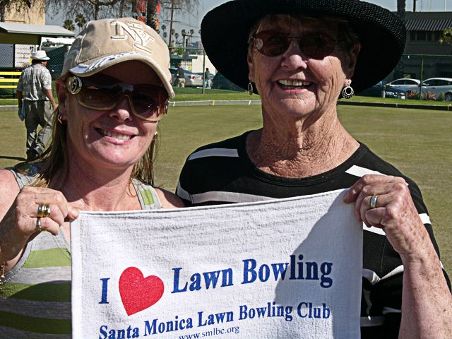 #SMPinspiration Santa Monica Lawn Bowling- I see these leagues on my walks and think it's the cutest thing in the world! I love that SaMo is perfect for all ages!