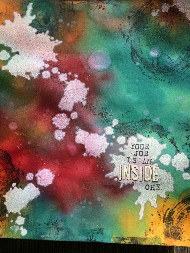 Art Anthology Sky Art Art Art Journal