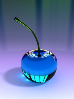 #OobiBaby  Glass Cherry