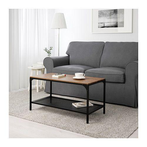 Ikea Couchtisch Schwarz fjällbo couchtisch schwarz couchtische ikea und wohnzimmer