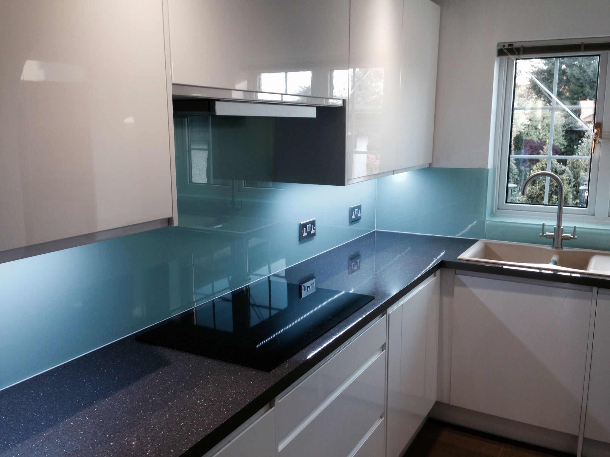 Kitchen Cabinets For Sale London Glass Kitchen Worktops For Sale Coloured Glass