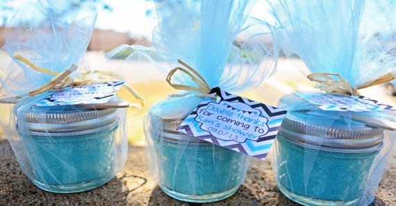 Items Similar To 50 Sugar Scrub Baby Shower (Party Favors) Girl Or Boy  (Bridal Shower/Wedding) Twin Favors On Etsy