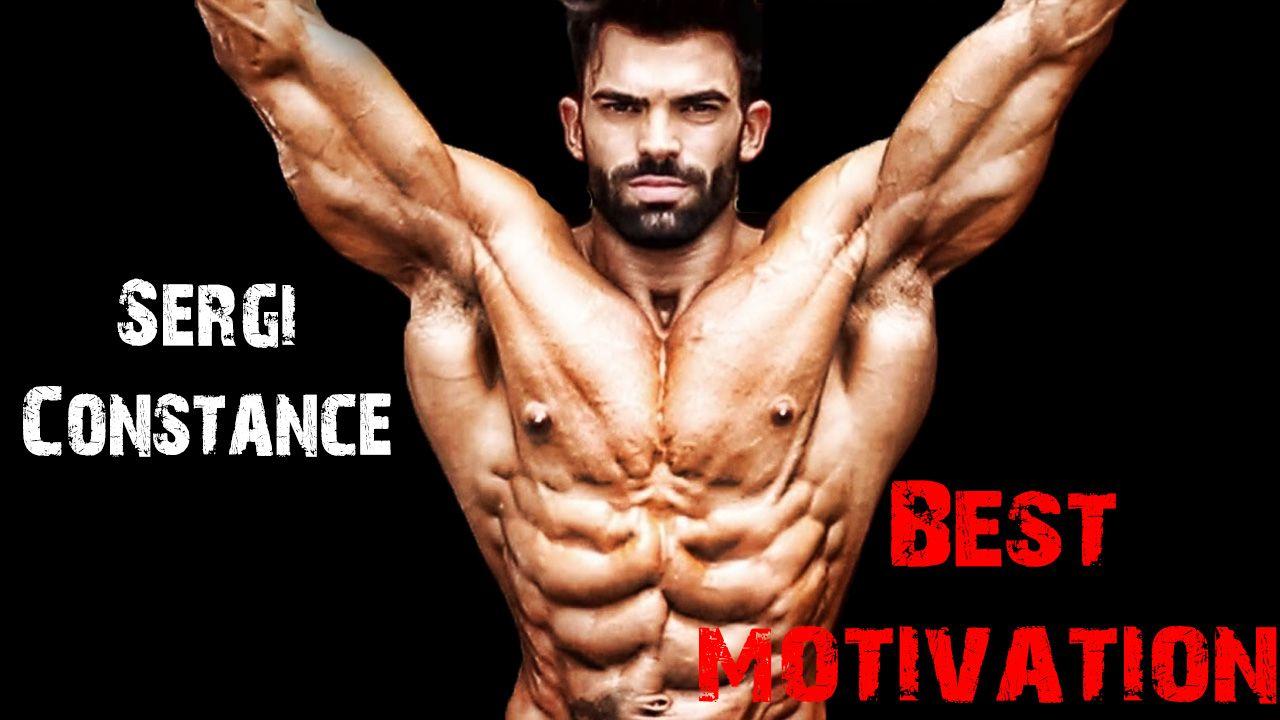 sergi constance workout motivation hd 2018 gym power pinterest