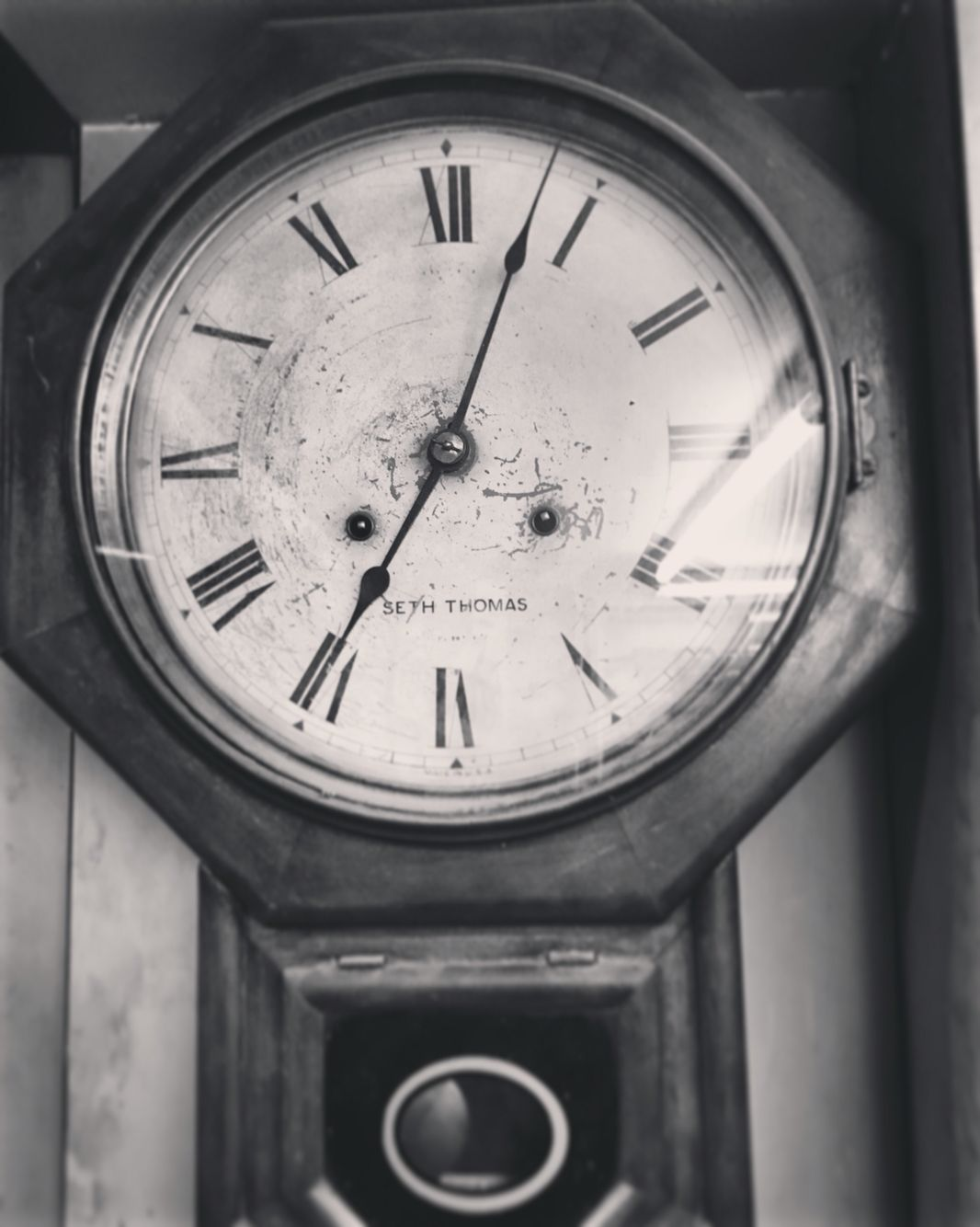 100 Years Old Wall Clock Very Rare To Find Seen In A Sweet Shop Old Wall Clock Wall Clock