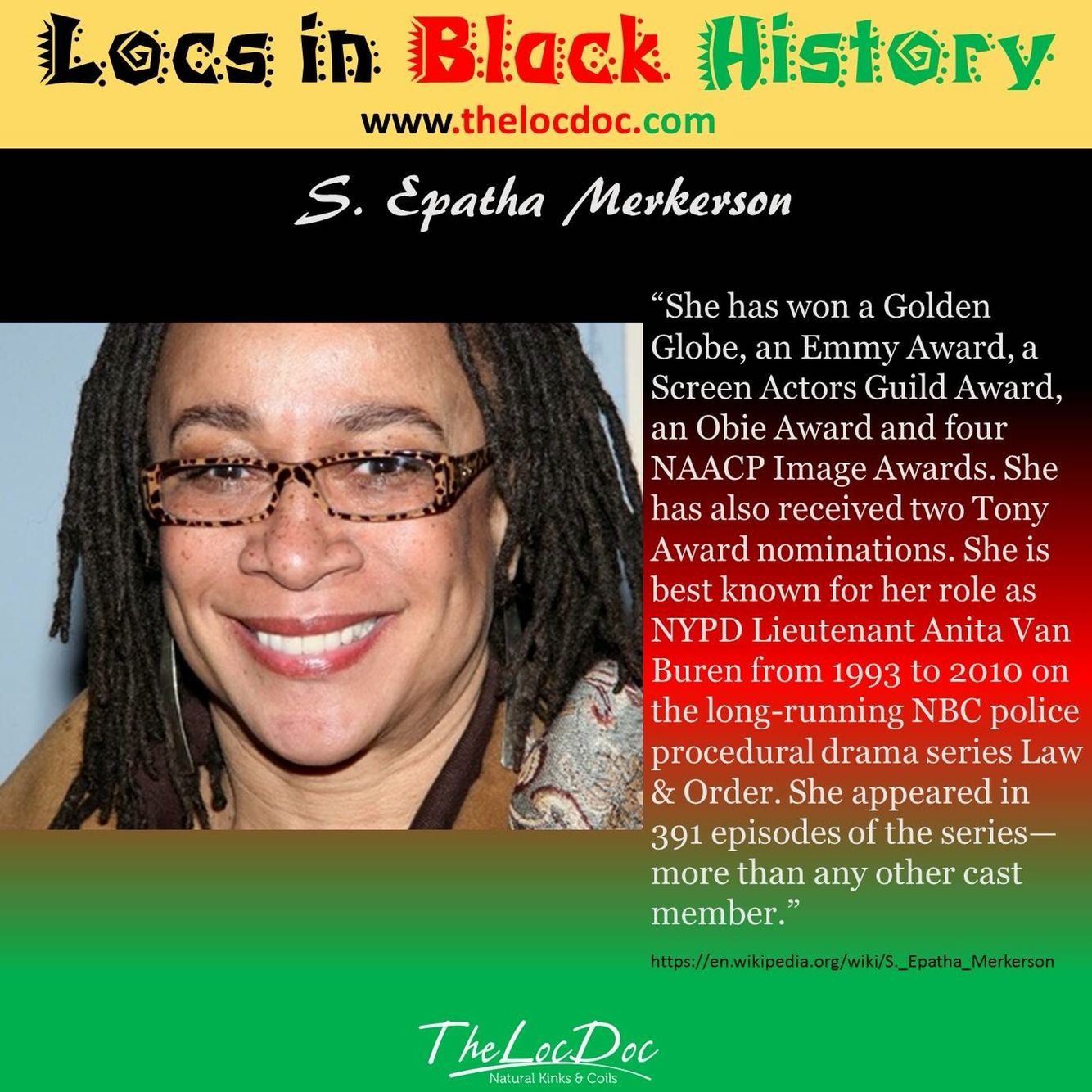 S. Paths Merkerson Black history, History, Education