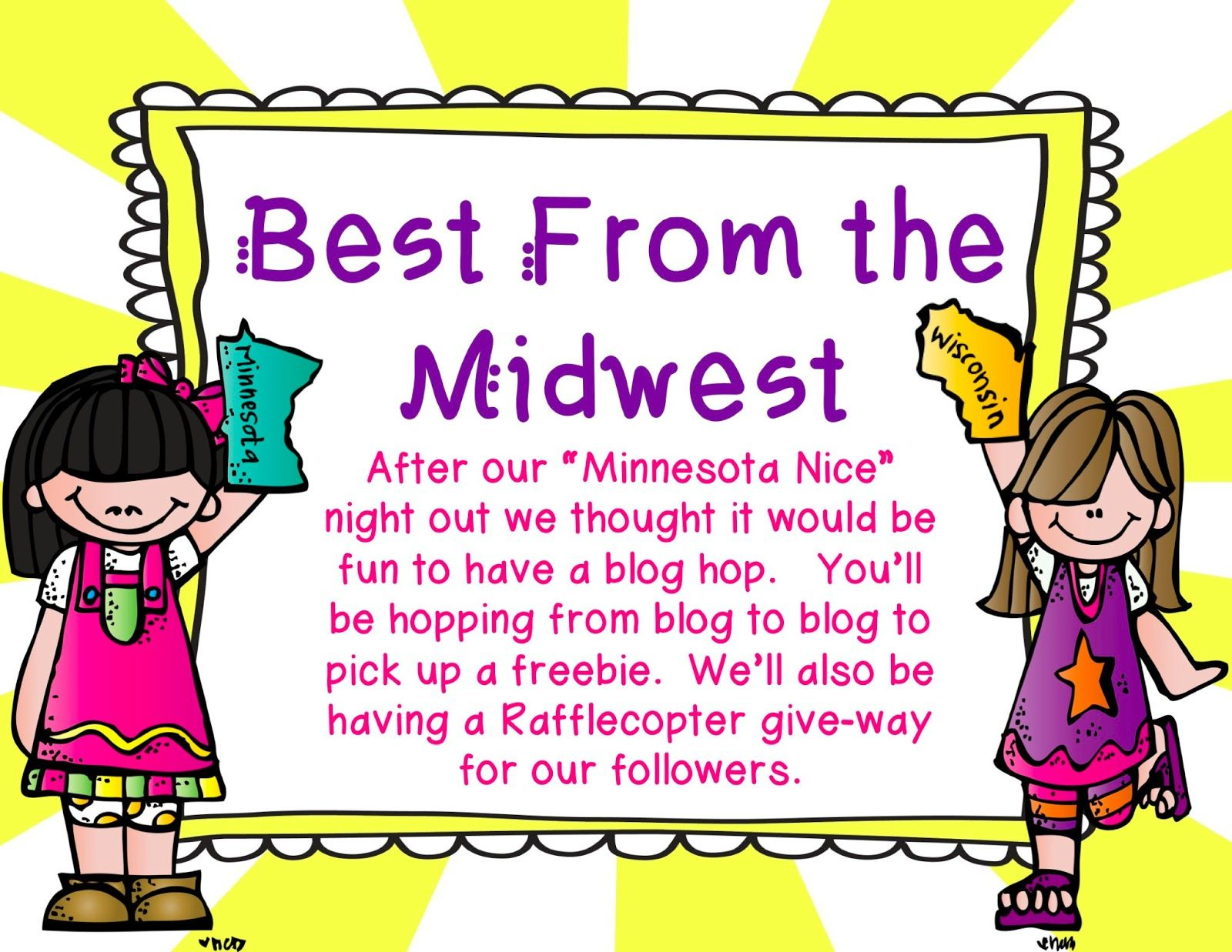 Best From the Midwest Giveaway!  Check out the great bloggers and their great ideas!