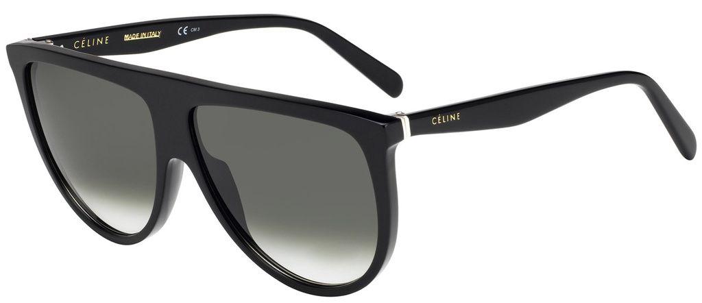 410c145101d Thin Shadow Celine Sunglasses