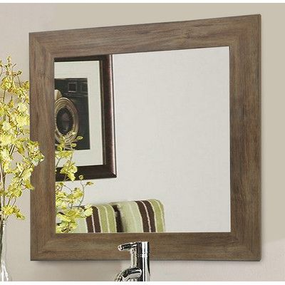 Features Handcrafted Removable Static Flag Label Vertical And Horizontal Hanging Cleat Hardware Ins Rustic Wall Mirrors Modern Mirror Wall Mirror Wall