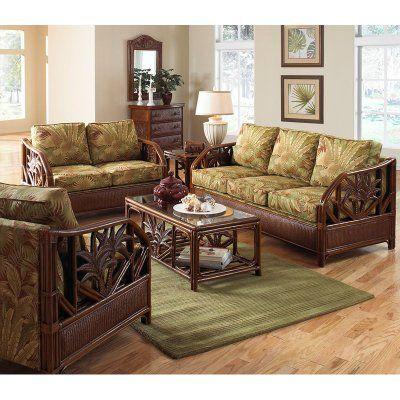 Tropical Living Room Living Room Sets Tropical Living