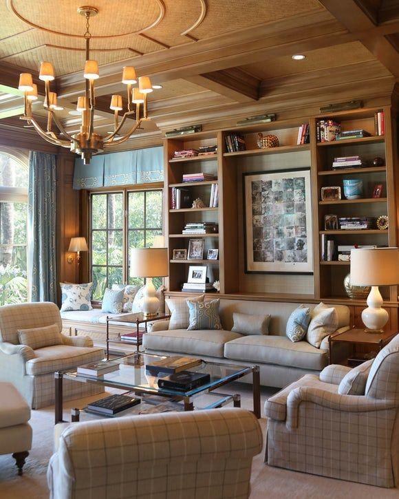 Living Hall Interior Design: Interior Designer Portfolio By Linda Ruderman Interiors