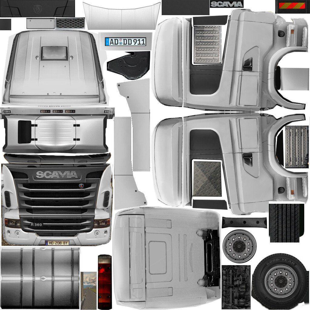 Skins Para Grand Truck Simulator Places To Visit Trucks Wooden