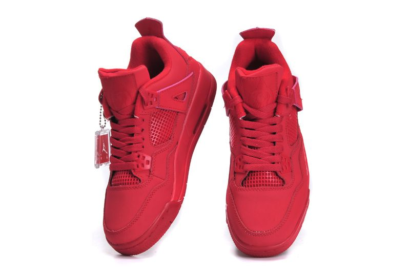 red jordan shoes for women