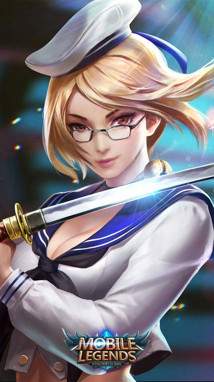 Fanny Skin Mobile Legend Wp Mobile Legends Mobile