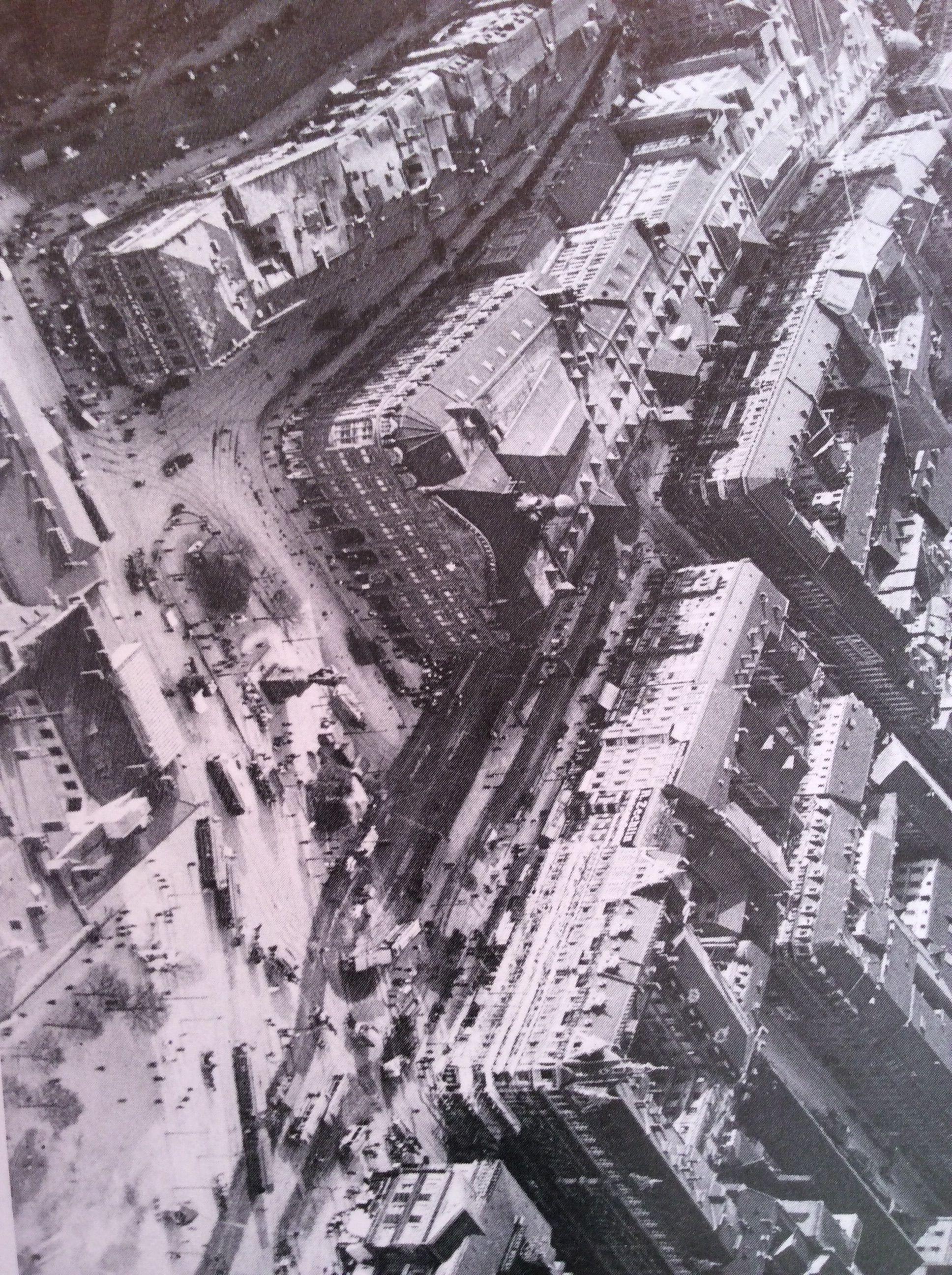 Luftaufnahme Des Alexanderplatz Um 1912 Berlin Geschichte Luftaufnahme Berlin Bilder