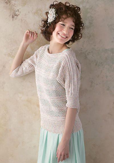 214ss-06 Dolman Sweater, de Pierrot (Gosyo Co., Ltd). http://www.ravelry.com/patterns/library/214ss-06-dolman-sweater