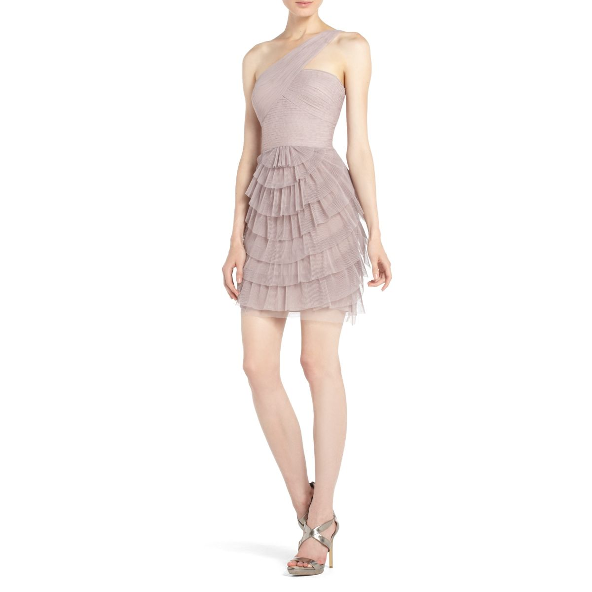 BCBGMAXAZRIA - SHOP BY CATEGORY: DRESSES: VIEW ALL: ELLA ONE ...