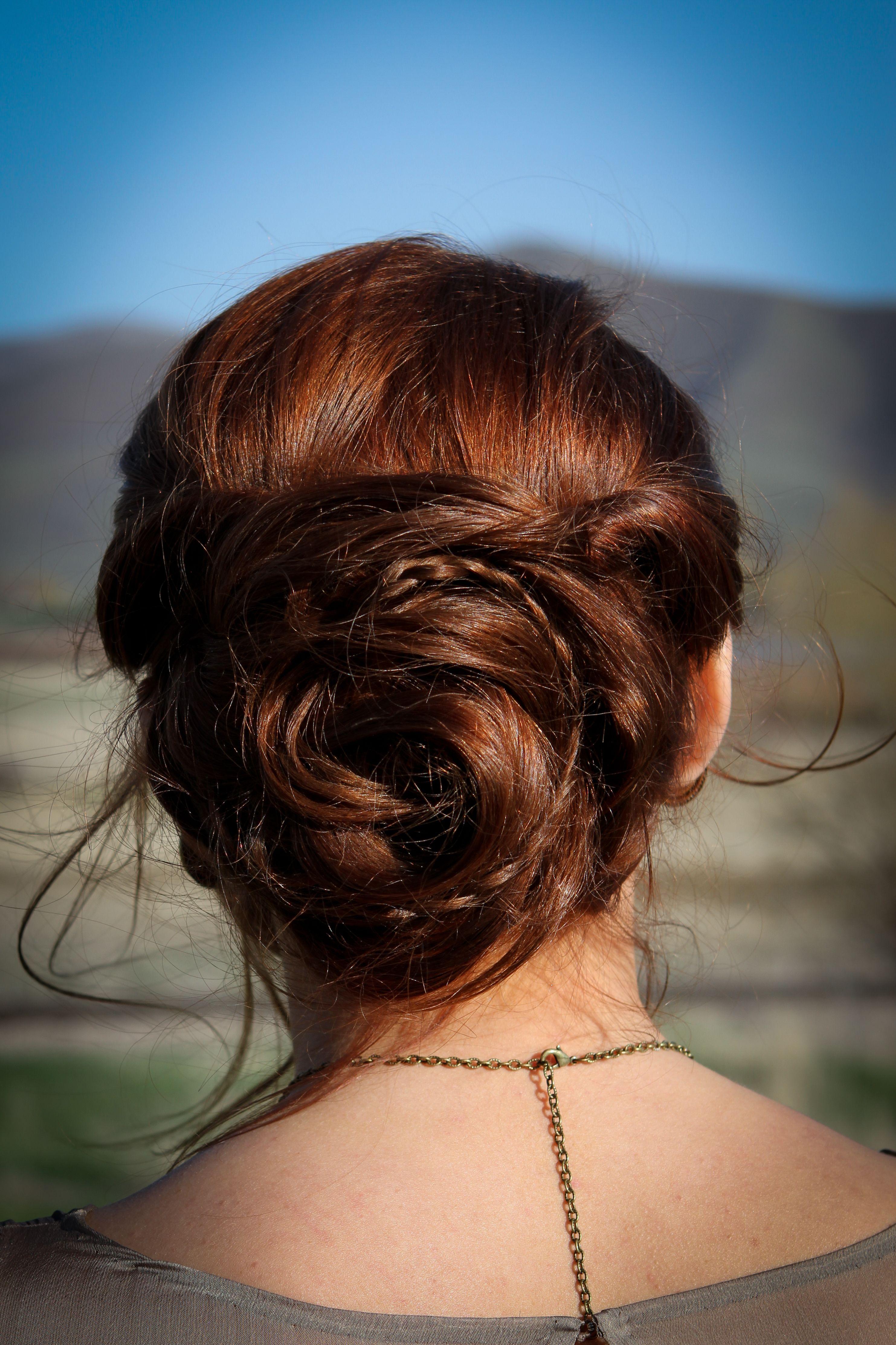 Junior Prom Hair   Prom hair, Hair, Hair styles