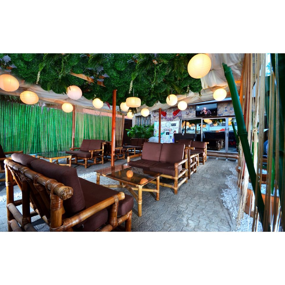 For 355 restaurant and bar in lagos nigeria
