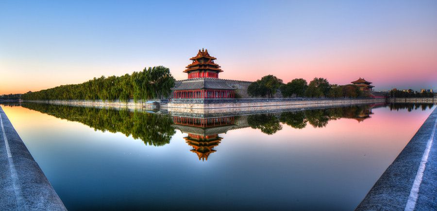 Forbidden city by Haiwei Hu on 500px