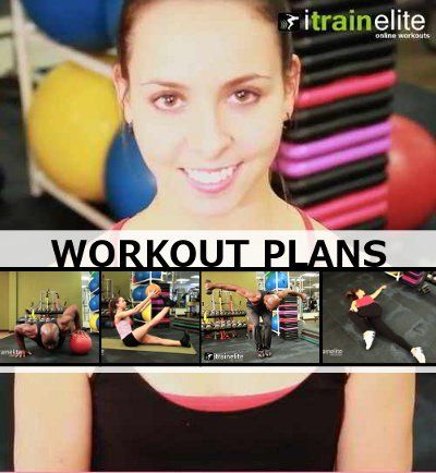A fitness resource for weekly workout plans and online video - weekly exercise plans