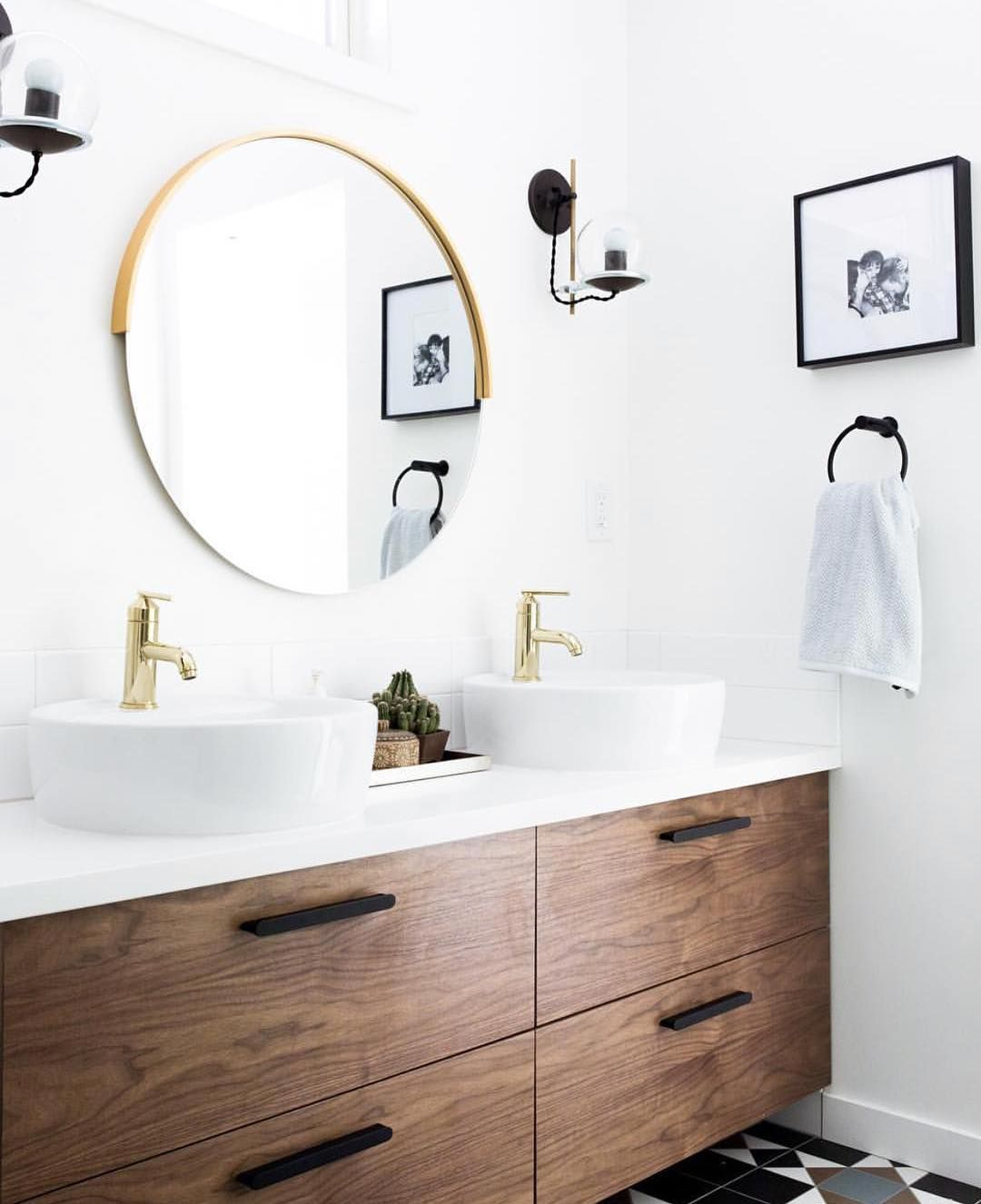 The Best Ikea Hacks To Upgrade Your Furniture Ikea Bathroom Vanity Ikea Godmorgon Ikea Bathroom
