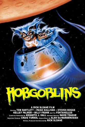 Hobgoblins (1988) | Viewed (Horror Comedy) | Creature movie