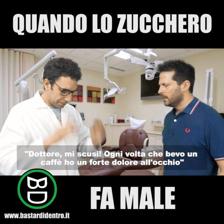 """""""Mi piace"""": 26.6 mila, commenti: 82 - BastardiDentro (@bastardidentro) su Instagram: """"Quando lo #zucchero fa male! #bastardidentro #insta"""""""