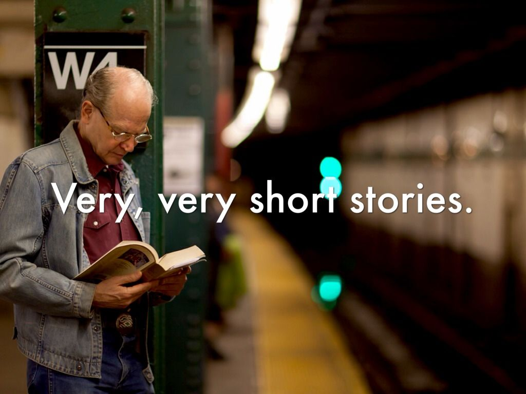 Very Very Short Stories