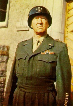 Yes I Read The Bible Every Ed Day George S Patton 1885 1945 United States Army General Best Known For His Leadership During World War Ii